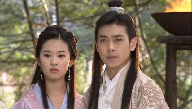 Thiên Long Bát Bộ sau 17 năm: Lâm Chí Dĩnh hạnh phúc viên mãn, Lưu Diệc Phi sang Hollywood vẫn đơ toàn tập - Ảnh 3.