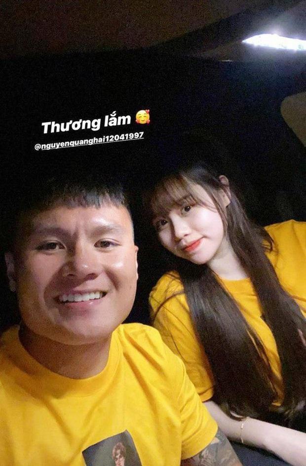Lịch sử lặp lại: Hôm qua bỏ hẹn hò, hôm nay Quang Hải - Huỳnh Anh đã ôm ấp tình tứ kèm lời thả thính sến gai người - Ảnh 5.