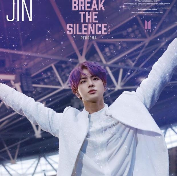 Break the Silence: Sống lại với tour diễn nghìn tỷ của BTS, hành trình gỡ bỏ mặt nạ sân khấu đầy cảm xúc từ 7 chàng trai - Ảnh 2.
