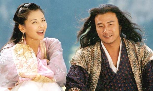 Thiên Long Bát Bộ sau 17 năm: Lâm Chí Dĩnh hạnh phúc viên mãn, Lưu Diệc Phi sang Hollywood vẫn đơ toàn tập - Ảnh 19.