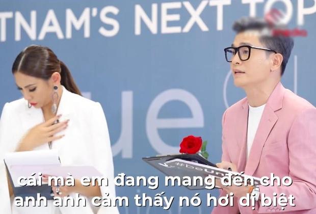 Hé lộ đoạn clip nữ chính Hà An (Người Ấy Là Ai) băng kín người đi thi Vietnams Next Top Model - Ảnh 7.
