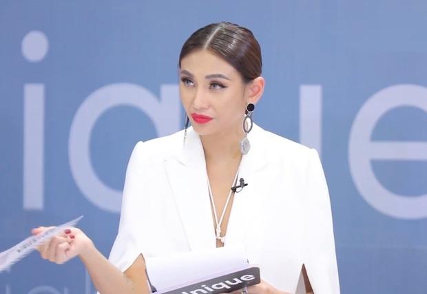 Hé lộ đoạn clip nữ chính Hà An (Người Ấy Là Ai) băng kín người đi thi Vietnams Next Top Model - Ảnh 8.