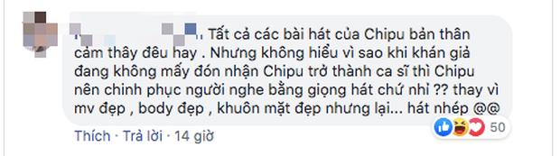 Chi Pu gây tranh cãi với màn live ca khúc mới nhất: Người khen hay hết lời, kẻ lại mỉa mai hát nhép - Ảnh 7.
