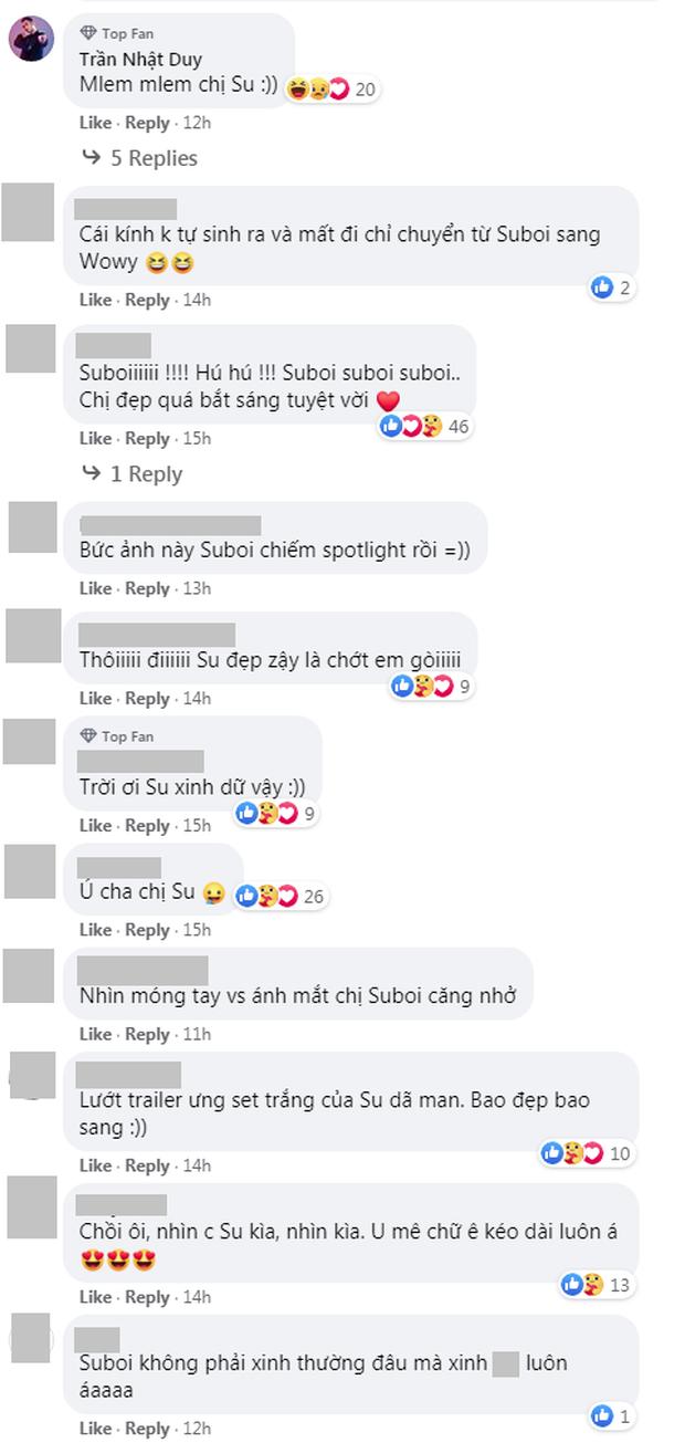 Bỏ cặp kiếng thầy bói, Suboi khoe visual đỉnh cao ở Rap Việt: U mê chữ ê kéo dài! - Ảnh 6.