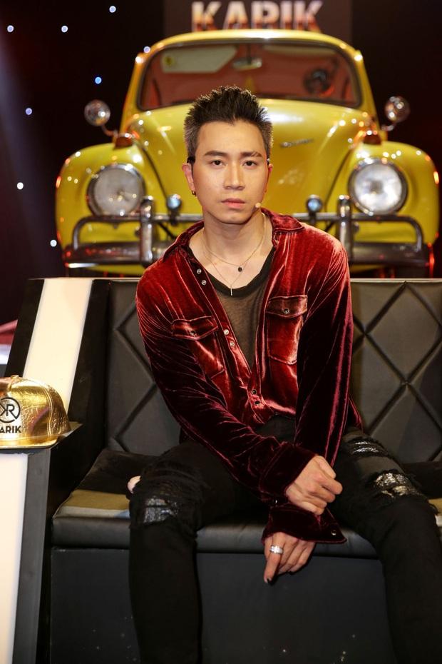Trọn bộ hình nét căng trang phục mới đầy cá tính của dàn HLV Rap Việt! - Ảnh 8.