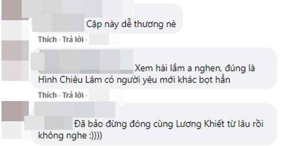 """Hình Chiêu Lâm yêu đương cực ngọt với bạn gái phim mới, """"chia tay"""" Lương Khiết là sáng suốt rồi đây! - Ảnh 15."""