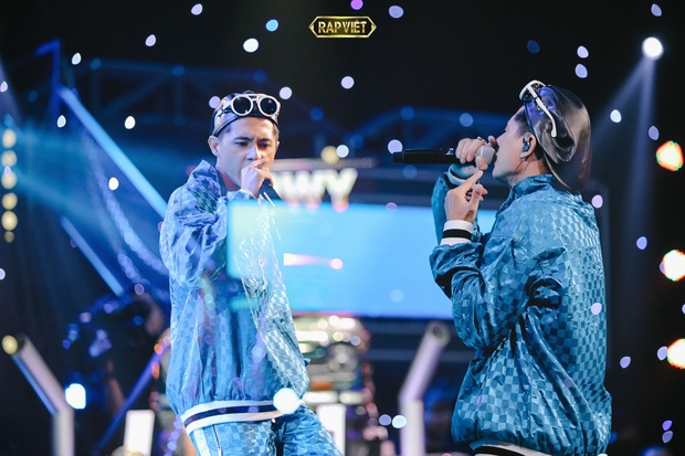 Top 6 bộ cánh ngon nghẻ nhất của dàn thí sinh Rap Việt: R.I.C và Lăng LD đã chất rồi nhưng màn lột xác của Ricky Star mới gây choáng - Ảnh 7.