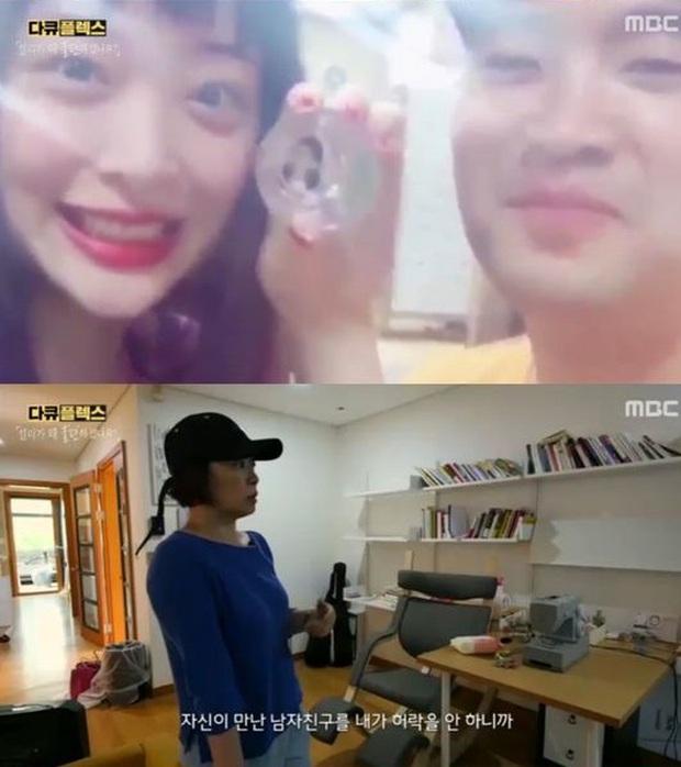 Phim tài liệu về Sulli: Mẹ ruột cạn nước mắt xác nhận con gái cố tự tử hậu chia tay Choiza, Tiffany bật khóc hối hận nói về người em - Ảnh 9.