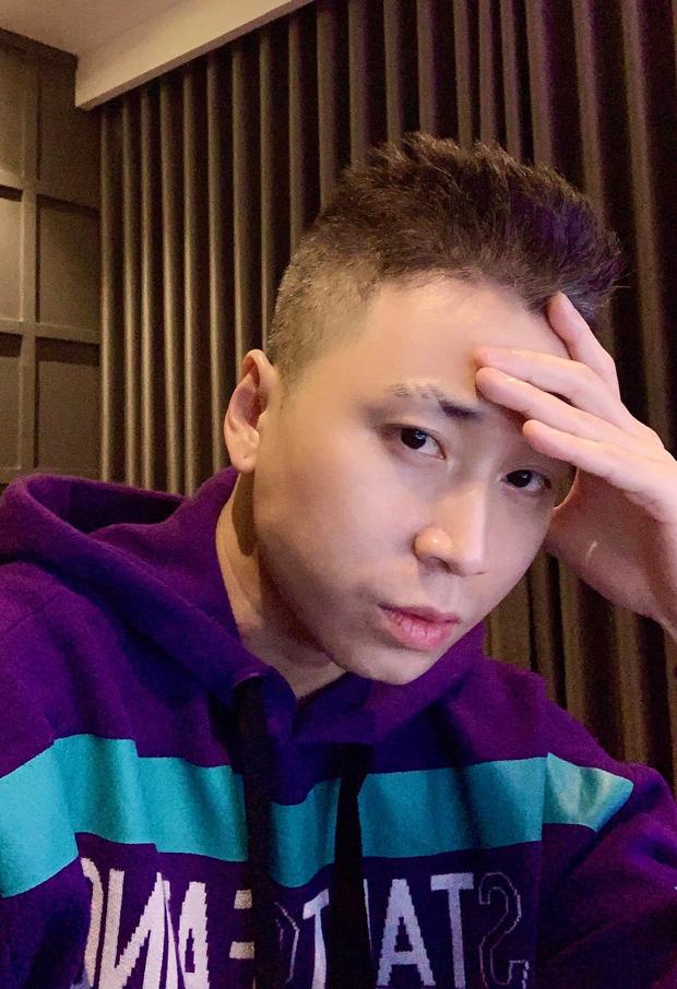 Karik thông báo nhập viện, nguyên nhân được nam rapper hé lộ khiến dân tình xót xa - Ảnh 4.