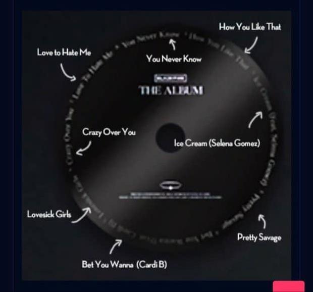 Fan soi ra tên bài hát chủ đề trong full album của BLACKPINK, tên rất hay và thu thập được bằng chứng nhưng có đủ thuyết phục? - Ảnh 4.