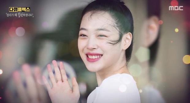 Phim tài liệu về Sulli: Mẹ ruột cạn nước mắt xác nhận con gái cố tự tử hậu chia tay Choiza, Tiffany bật khóc hối hận nói về người em - Ảnh 12.