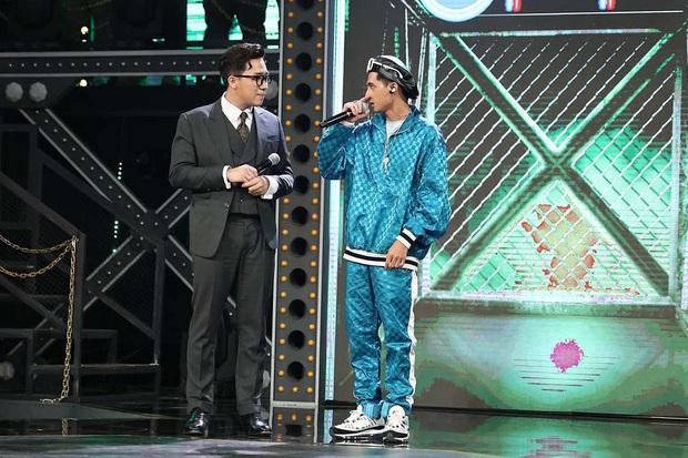 Top 6 bộ cánh ngon nghẻ nhất của dàn thí sinh Rap Việt: R.I.C và Lăng LD đã chất rồi nhưng màn lột xác của Ricky Star mới gây choáng - Ảnh 8.