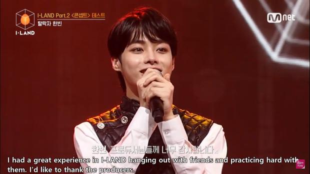 Đại diện Việt Nam Hanbin bị loại ở top 10, khép lại giấc mơ debut làm đàn em BTS - Ảnh 6.
