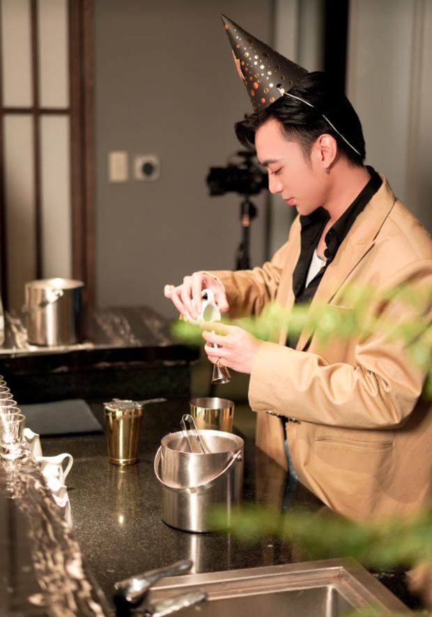 Soobin Hoàng Sơn đích thân lên tiếng về chuyện tình cảm sau nghi vấn hẹn hò Ngọc Thảo tại tiệc sinh nhật bí mật - Ảnh 4.