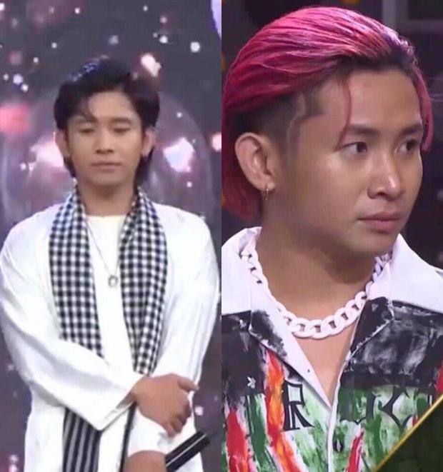 Top 6 bộ cánh ngon nghẻ nhất của dàn thí sinh Rap Việt: R.I.C và Lăng LD đã chất rồi nhưng màn lột xác của Ricky Star mới gây choáng - Ảnh 12.