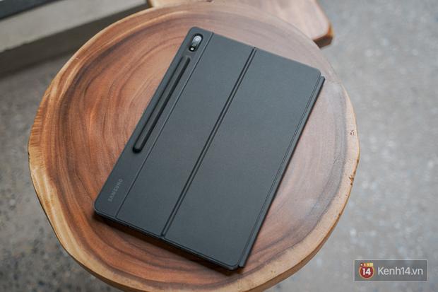 Đánh giá Galaxy Tab S7+: Cỗ máy giải trí với phần cứng hoàn hảo, nhưng đang bị ghìm lại bởi chính… Android? - Ảnh 10.
