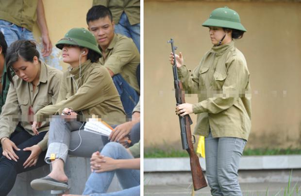 Ảnh quê mùa thời đi học của sao Việt: Người từng bị đánh vì tô son, kẻ vịt hóa thiên nga khó nhận ra - Ảnh 9.