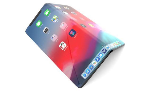 Sẽ có iPhone màn hình gập trong tương lai? - Ảnh 2.