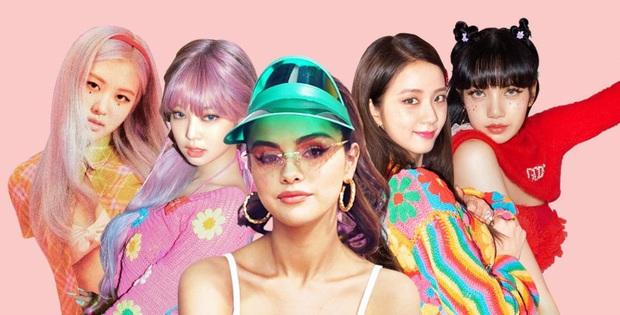 Selena Gomez là người tiếp theo nhận làm thành viên thứ 5 của BLACKPINK, hí hửng khoe tăng 1 triệu follower sau khi collab với nhóm - Ảnh 4.