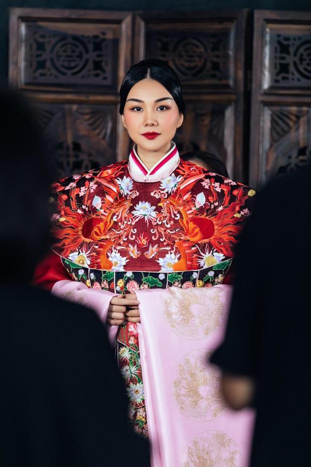 4 mẫu nghi thiên hạ được tái hiện ở màn ảnh Việt: Cực hóng Lưỡng triều Hoàng hậu của chị đại Thanh Hằng - Ảnh 3.
