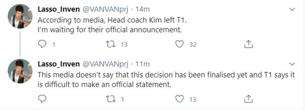 Rộ tin đồn HLV Kim chia tay T1, phải chăng KkOma sẽ trở lại? - Ảnh 1.