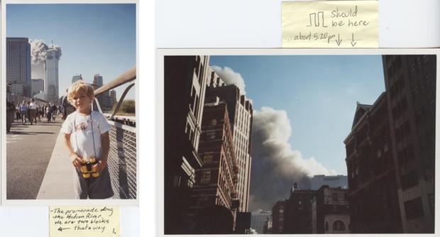 Câu chuyện cậu bé đứng chụp ảnh điềm tĩnh, đằng sau là tòa tháp bốc cháy trong thảm kịch 11/9 gây ra nhiều tranh luận - Ảnh 4.