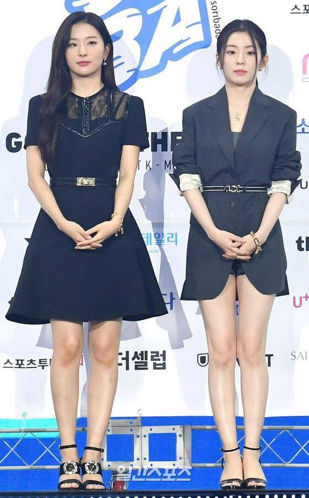Gặp phải quốc bảo nhan sắc Kim Hee Sun thì có là Seo Ye Ji hay Irene đều phải chịu thua khi đụng hàng - Ảnh 4.