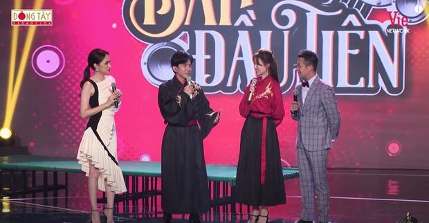 Song ca cùng Đan Trường, Hari Won phấn khích khen anh đẹp trai hơn chồng em và phản ứng của Trấn Thành gây chú ý - Ảnh 8.