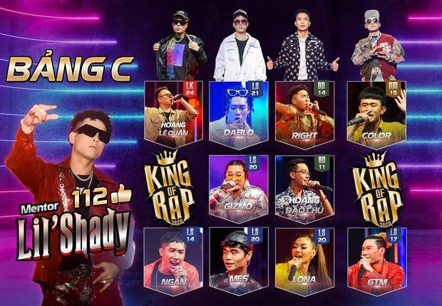 Tìm hiểu ngay luật chơi lắt léo của King Of Rap trong vòng lập đội tiếp theo - Ảnh 11.