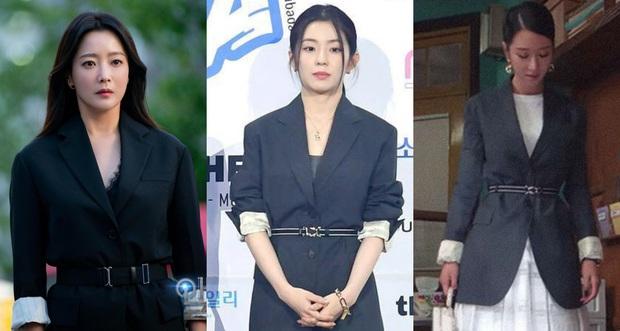 Gặp phải quốc bảo nhan sắc Kim Hee Sun thì có là Seo Ye Ji hay Irene đều phải chịu thua khi đụng hàng - Ảnh 7.