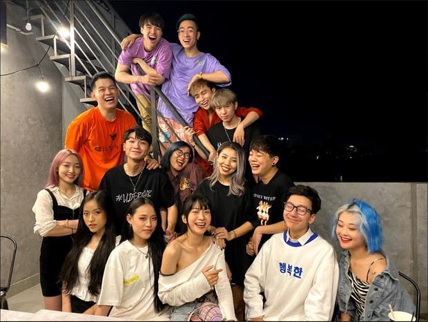 Những hội bạn thân hot nhất làng Streamer/ TikToker Việt: Sở hữu kênh triệu follower, cứ xuất hiện cùng nhau là khiến dân tình náo loạn - Ảnh 8.