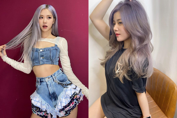 Em gái Ông Cao Thắng vừa đổi màu tóc giống Rosé nhưng nhan sắc tuổi 30 mới là điều gây bất ngờ nhất - Ảnh 8.