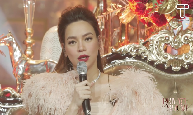 HOT: Hà Anh Tuấn xác nhận Hồ Ngọc Hà mang song thai ngay trong Private Show, chính chủ cũng phải cười trừ thừa nhận - Ảnh 2.