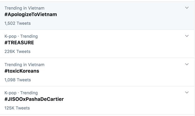 Dân mạng đẩy hashtag Dừng bắt nạt Sơn Tùng M-TP lên #1 trending Twitter Việt Nam khi một bộ phận netizen Hàn có hành động đi quá xa - Ảnh 2.