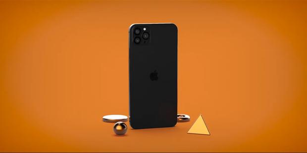 Chiêm ngưỡng concept iPhone 12 Pro lung linh với cụm camera khiến iFan muốn rụng rời - Ảnh 2.