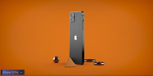 Chiêm ngưỡng concept iPhone 12 Pro lung linh với cụm camera khiến iFan muốn rụng rời - Ảnh 3.
