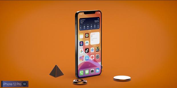 Chiêm ngưỡng concept iPhone 12 Pro lung linh với cụm camera khiến iFan muốn rụng rời - Ảnh 5.