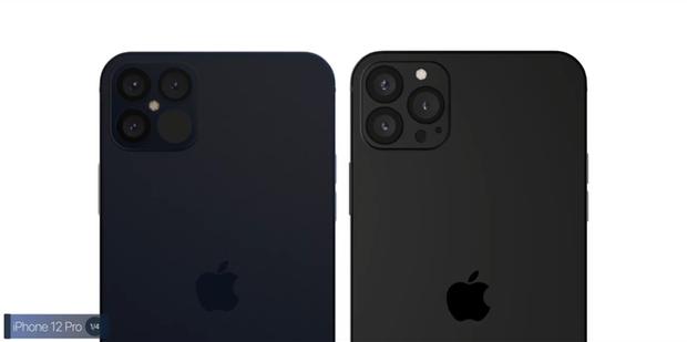 Chiêm ngưỡng concept iPhone 12 Pro lung linh với cụm camera khiến iFan muốn rụng rời - Ảnh 11.