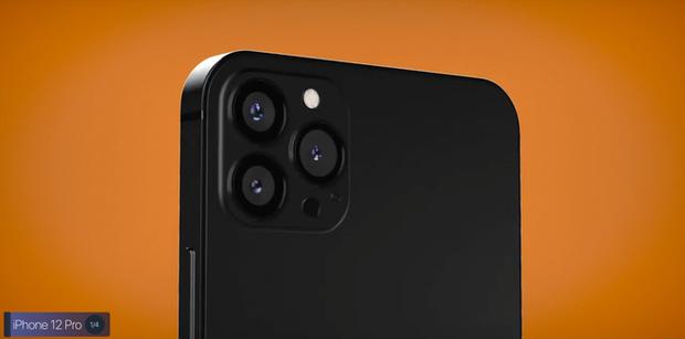 Chiêm ngưỡng concept iPhone 12 Pro lung linh với cụm camera khiến iFan muốn rụng rời - Ảnh 8.