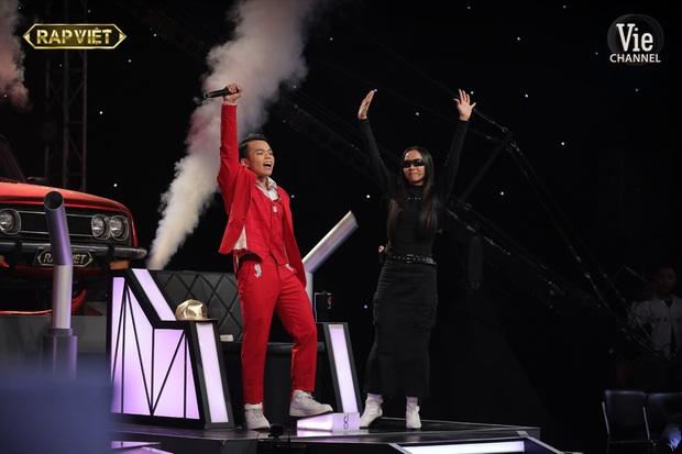 Top 6 bộ cánh ngon nghẻ nhất của dàn thí sinh Rap Việt: R.I.C và Lăng LD đã chất rồi nhưng màn lột xác của Ricky Star mới gây choáng - Ảnh 2.