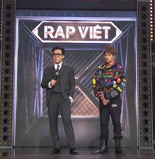 Top 6 bộ cánh ngon nghẻ nhất của dàn thí sinh Rap Việt: R.I.C và Lăng LD đã chất rồi nhưng màn lột xác của Ricky Star mới gây choáng - Ảnh 6.