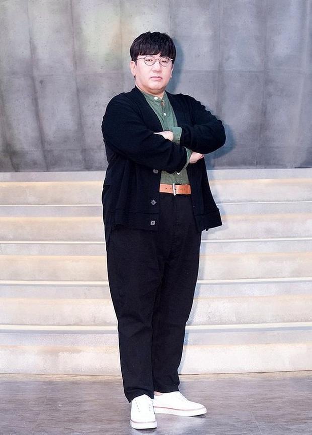 CEO Bang Shi Hyuk động viên Hanbin sau khi bị loại: Hãy làm hết sức có thể để mọi người thấy bạn đã học được gì ở I-LAND - Ảnh 3.