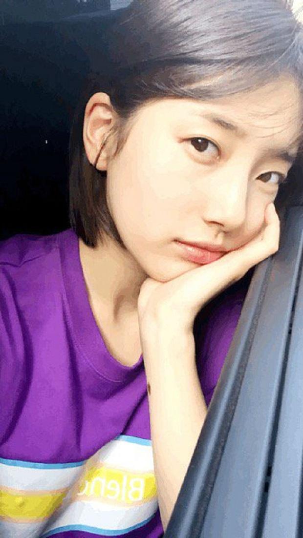 Chỉ với 1 bức ảnh mơ màng lúc mới ngủ dậy, Suzy đã khiến trăm nghìn người mê mẩn: Tin nổi không khi đây là mặt mộc 100%? - Ảnh 4.