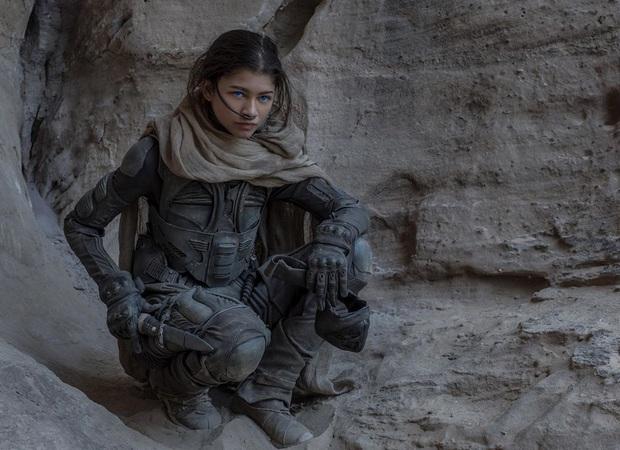 """Tất tần tật về bom tấn Dune: Chàng thơ Timothée Chalamet """"sát phạt"""" cả Thanos, phim gì đâu thấy toàn cát không! - Ảnh 9."""