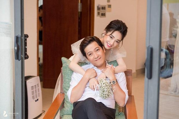 """""""Tám"""" với bé Sol nhà Đoan Trang, Trường Giang bất ngờ hé lộ tháng tuổi thật của con gái đầu lòng - Ảnh 5."""
