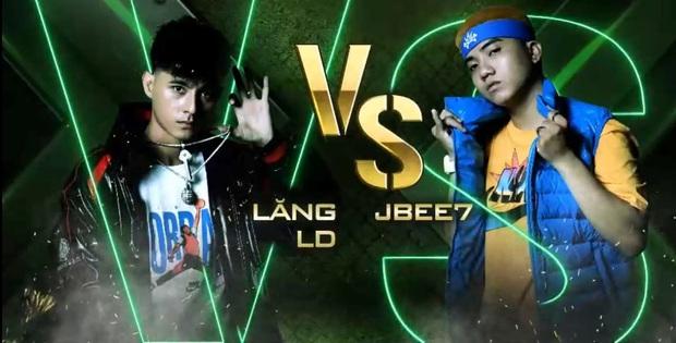 Lăng LD gây choáng khi nhường đối thủ đi tiếp ở vòng Đối đầu Rap Việt - Ảnh 1.
