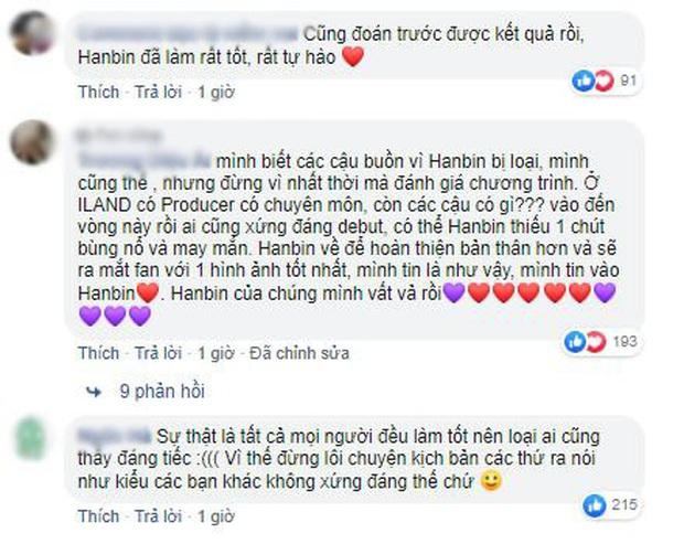 Netizen tiếc nuối khi Hanbin bị loại ở I-LAND: Nếu cậu ấy không rời đi với nụ cười ấy thì đã không đau lòng như vậy - Ảnh 6.