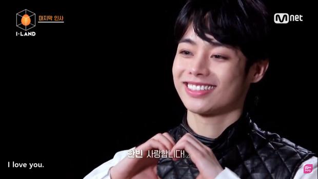 Netizen tiếc nuối khi Hanbin bị loại ở I-LAND: Nếu cậu ấy không rời đi với nụ cười ấy thì đã không đau lòng như vậy - Ảnh 7.
