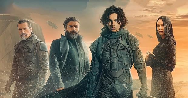 """Tất tần tật về bom tấn Dune: Chàng thơ Timothée Chalamet """"sát phạt"""" cả Thanos, phim gì đâu thấy toàn cát không! - Ảnh 10."""