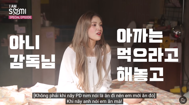 Somi há hốc mồm khi thấy Lisa và Jisoo đánh úp ở trường quay MV, còn được các chị khen đáng yêu vì dám trả treo với CEO Teddy - Ảnh 7.